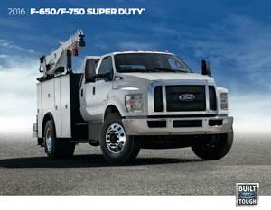 F650 F750 Super Duty
